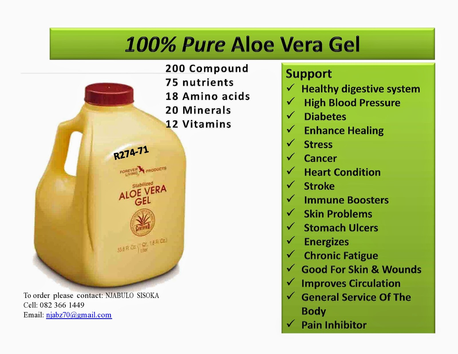 Forever Living Products Business presentation - PowerPoint PPT Presentation